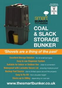 Coal Bunker Storage Bin 1