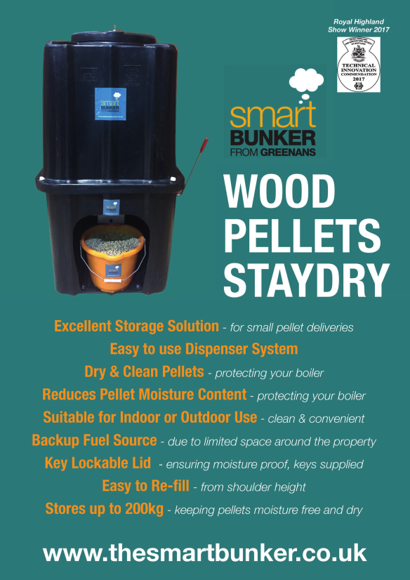 Wood Pellet A5 Flyer Feb 2019