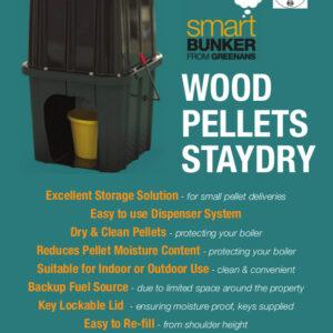 Wood Pellet Storage 1