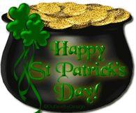 Happy-St-Patricks-Day Bucket