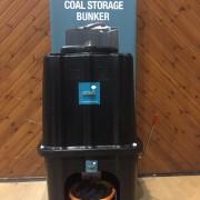 smart coal bunker