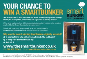6 Days left to enter your name to Win a The Smart Bunker  What are you waiting for Christmas  Why not have it for Christmas  www.thesmartbunker.co.uk